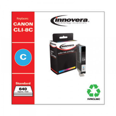 Innovera CLI8C (0621B002) Cyan Ink Cartridge