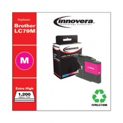 Innovera LC79M Extra High-Yield Magenta Ink Cartridge