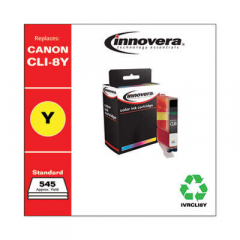Innovera CLI8Y (06232B002) Yellow Ink Cartridge