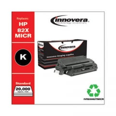 Innovera 82XM (C4182X(M)) Black MICR Toner Cartridge