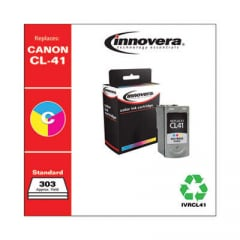 Innovera Tri-Color Ink, Replacement For Canon CL-41 (0617B002), 303 Page Yield