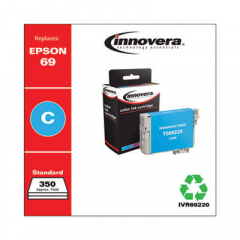 Innovera 69 (T069220) Cyan Ink Cartridge