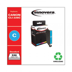 Innovera CLI-226 (4547B001AA) Cyan Ink Cartridge
