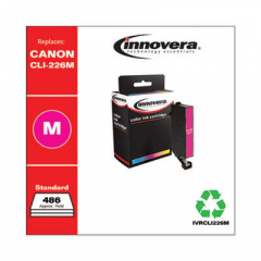 Innovera CLI-226 (4548B001) Magenta Ink Cartridge