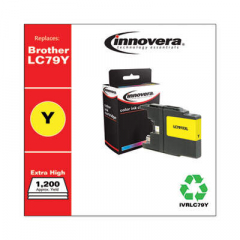 Innovera LC79Y Extra High-Yield Yellow Ink Cartridge