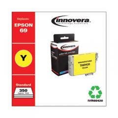 Innovera 69 (T069420) Yellow Ink Cartridge