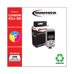 Innovera CLI-36 (1511B002) Tri-Color Ink Cartridge