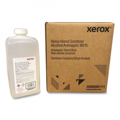 Xerox Hand Sanitizer Half-Gallon Carton of 4