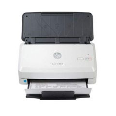 HP ScanJet Pro 3000 s4 Sheet-Feed Scanner, 600 dpi Optical Resolution, 50-Sheet Duplex Auto Document