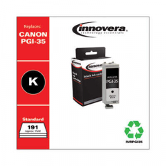 Innovera PGI-35 (1509B002) Black Ink Cartridge