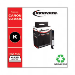 Innovera CLI-251XL (6448B001) High-Yield Black Ink Cartridge