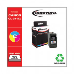 Innovera CL-241XL (5208B001) High-Yield Tri-Color Ink Cartridge