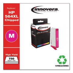 Innovera Magenta High-Yield Ink, Replacement For HP 564XL (CB324WN), 750 Page Yield (