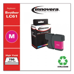 Innovera LC65M High-Yield Magenta Ink Cartridge