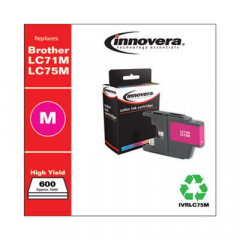 Innovera LC75M High-Yield Magenta Ink Cartridge