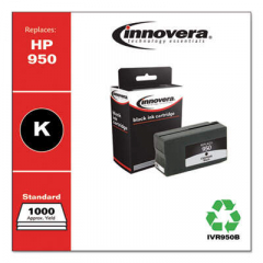 Innovera Black Ink, Replacement For HP 950 (CN049AN), 1000 Page Yield (950B)