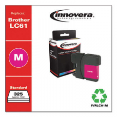 Innovera LC61M Magenta Ink Cartridge