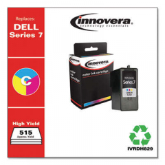 Innovera Series 7 (CH884) High-Yield Tri-Color Ink Cartridge