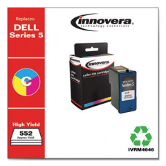 Innovera Series 5 (M4646) Tri-Color Ink Cartridge