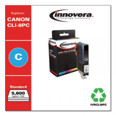 Innovera CLI8PC (0624B002) Photo Cyan Ink Cartridge