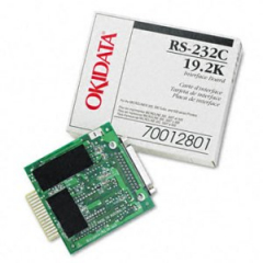 Okidata 70012801 Super Speed RS-232C