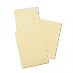 Pacon Cream Manila Drawing Paper, 50lb, 9 x 12, Cream Manila, 500/Pack (004109)