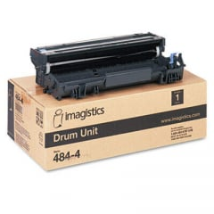 Pitney Bowes Remanufactured 4844 Drum Unit, 20000 Page-Yield, Black