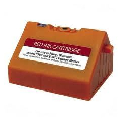 Compatible Pitney Bowes 769-0 Red Ink Cartridge