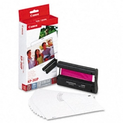 Canon KP-36IP Color Ink Paper Set