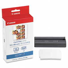 Canon KC-18IL Color Ink Label Set