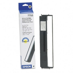 Epson 7753 Black Ribbon Cartridge