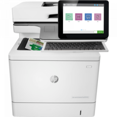 HP Color LaserJet Enterprise Flow MFP M578c