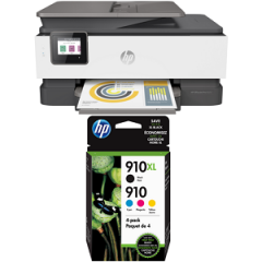HP OfficeJet Pro 8020 XL Ink Bundle