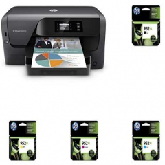 HP OfficeJet Pro 8210 XL Ink Bundle