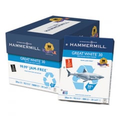 Hammermill 86702 Great White 30 Recycled Copy Paper