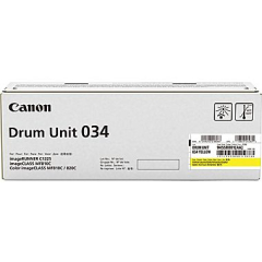 Canon 034 Yellow Drum Unit