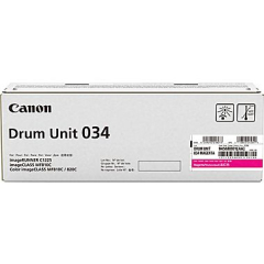 Canon 034 Magenta Drum Unit