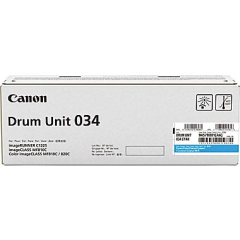 Canon 034 Cyan Drum Unit