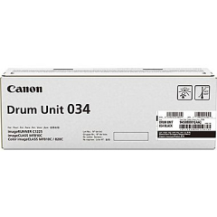 Canon 034 Black Drum Unit