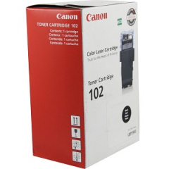 Canon 102 Black Toner Cartridge