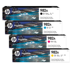 HP 982A Ink Cartridge Set