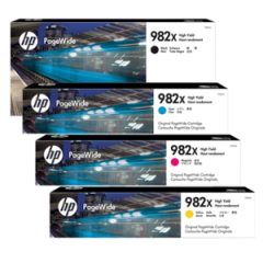 HP 982X Ink Cartridge Set