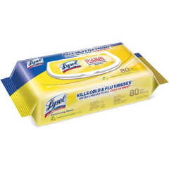 Lysol Disinfecting Wipes 6-Pack