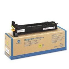 Konica Minolta A06V232 Yellow Toner Cartridge