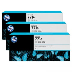 HP B6Y46A Light Gray Ink Cartridge Multipack