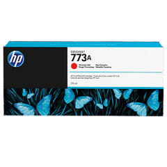 HP C1Q22A Chromatic Red Ink Cartridge