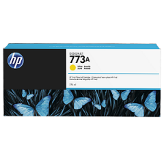 HP C1Q24A Yellow Ink Cartridge
