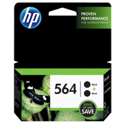 HP C2P51FN Black Ink Cartridge 2-Pack
