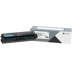 Lexmark C320020 Cyan Toner Cartridge