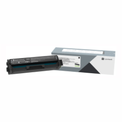 Lexmark C340X10 Black Toner Cartridge